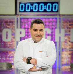 Antonio Arrabal Top Chef