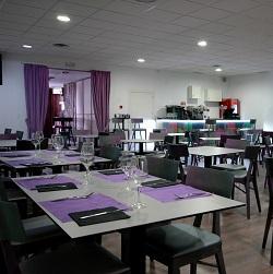 Comedor restaurante Santiago